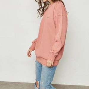 ADIDAS ORIGINALS  Essential Trefoil Sweatshirt